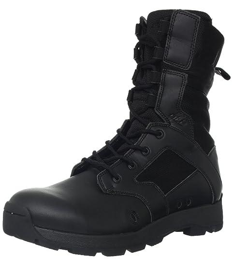 dbc2e5e52e9 New Balance - Botas de Ante para Hombre Negro Negro  Amazon.es  Zapatos y  complementos