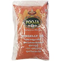 Pooja Gingelly Oil, 1 Liter