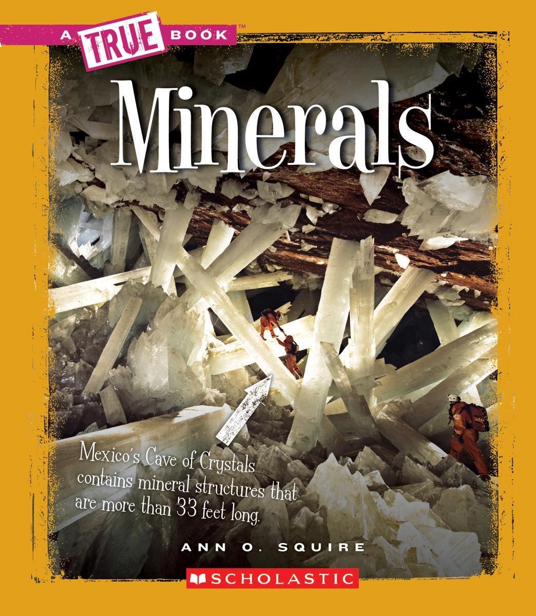 Download Minerals (True Book) PDF