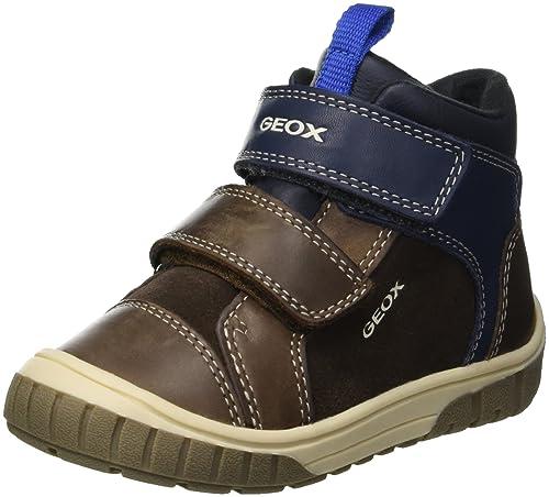 Geox B Omar Boy B, Zapatillas para Bebés: Amazon.es: Zapatos y complementos