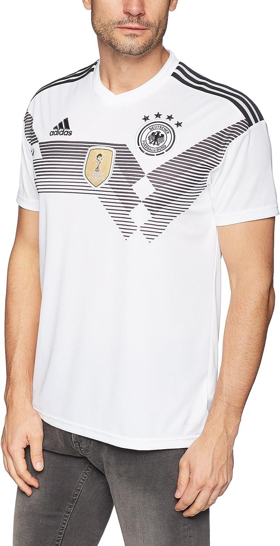 adidas 2018-2019 Germany Home Football Soccer T-Shirt Jersey