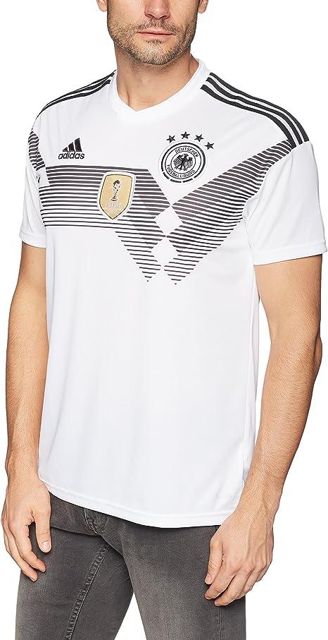 adidas DFB Deutschland Trikot Home WM 2018 (BR7843)