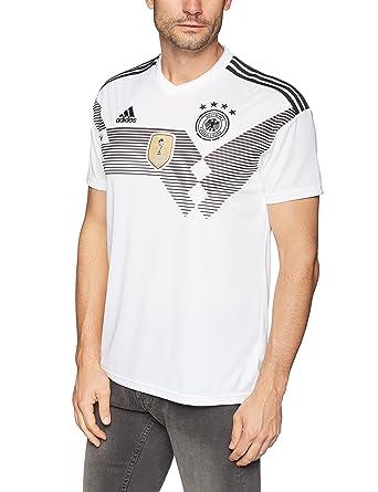 42a163a6 adidas DFB Jersey WM 2018 Football Shirt: Amazon.co.uk: Clothing