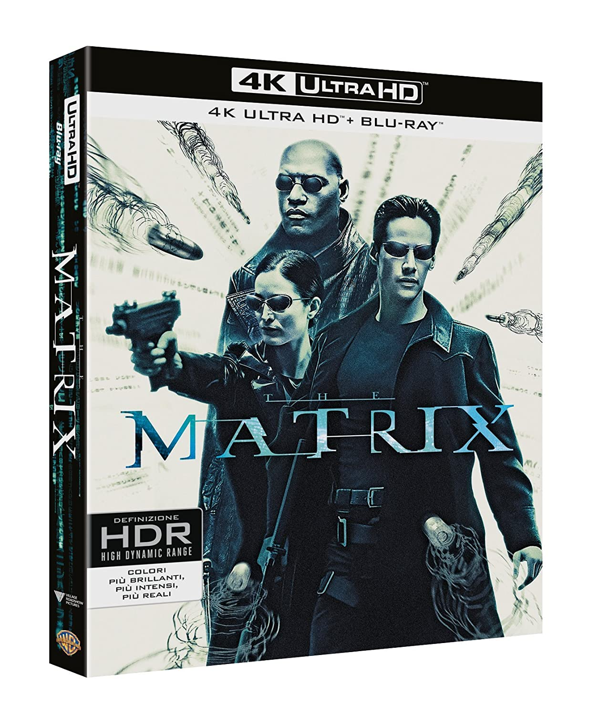 Matrix (4K Ultra Hd+Blu-Ray) [Blu-ray]
