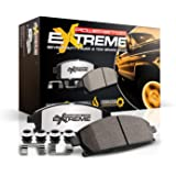 Power Stop Z36-898, Z36 Truck & Tow Carbon-Fiber Ceramic Rear Brake Pads