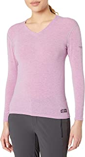 product image for Polarmax Women's H1 LS V-Neck w/Insect Shield 2016