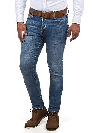 54843fe02457 JACK   JONES Ubbo Herren Jeans Hose Denim Stretch Slim Fit - Glenn ...