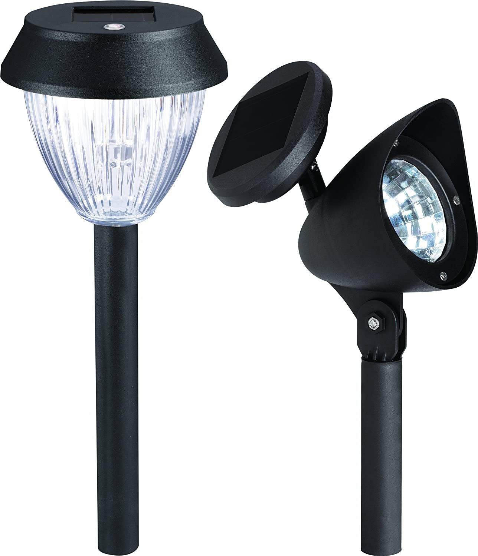 Luxury Bright solar Spot Lights