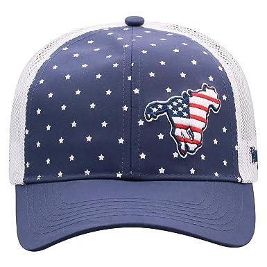 3f4153cf6 Amazon.com: Wrangler Women's American Flag Horse Patch Mesh Back ...