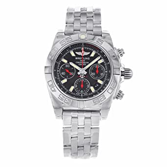 631ba3c46d8 Image Unavailable. Image not available for. Color  Breitling Chronomat 41  ...