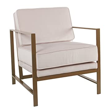 Admirable Spatial Order Hudson Modern Velvet Accent Chair With Metal Frame Pink Andrewgaddart Wooden Chair Designs For Living Room Andrewgaddartcom