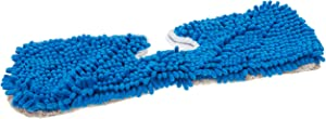 Quickie Flip & Shine Microfiber Floor Mop Refill (720784M6), Replacement Head