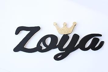 04d6365f4151 Name Signor,Zoya, Christmas Gift, Mia Workshop, Contact the seller via  Amazon