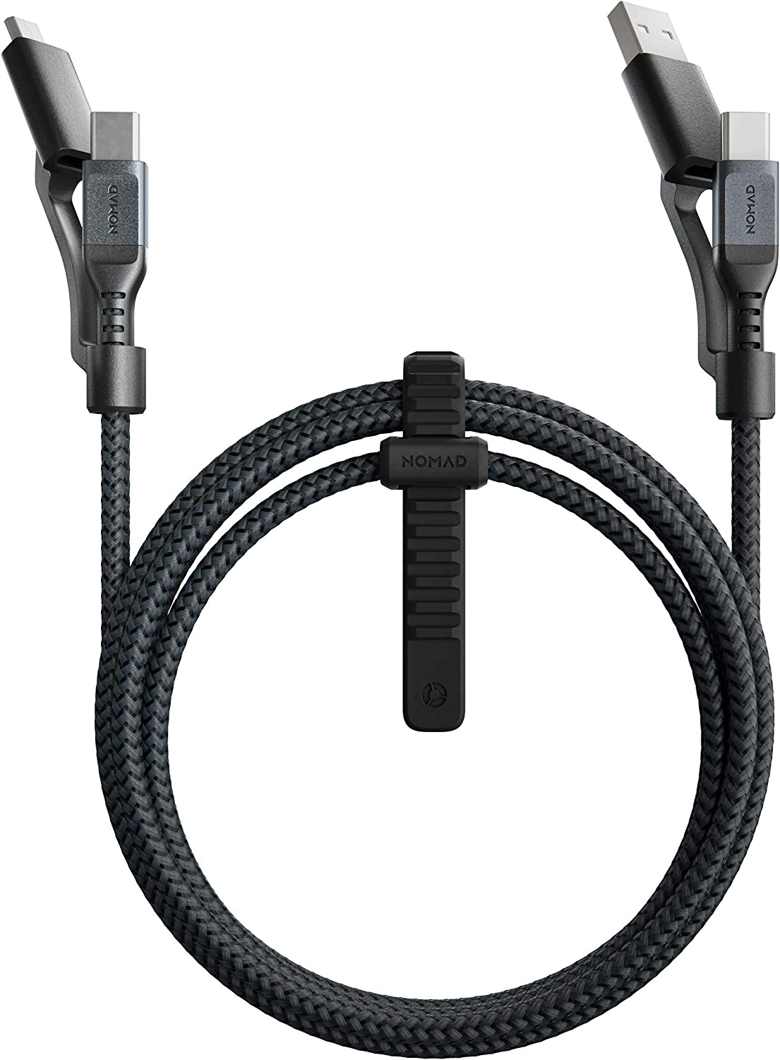 Nomad USB-C Cable. Image Credit: amazon com