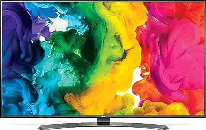 LG - Televisor Smart TV Ultra HD 4 K UH661V con webOS (Modelo de 2016): Amazon.es: Electrónica