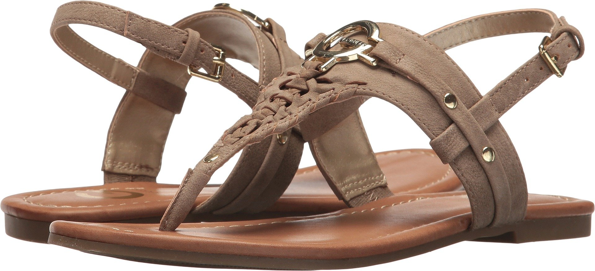 G by GUESS Women's Lemmon Natural 10 M US