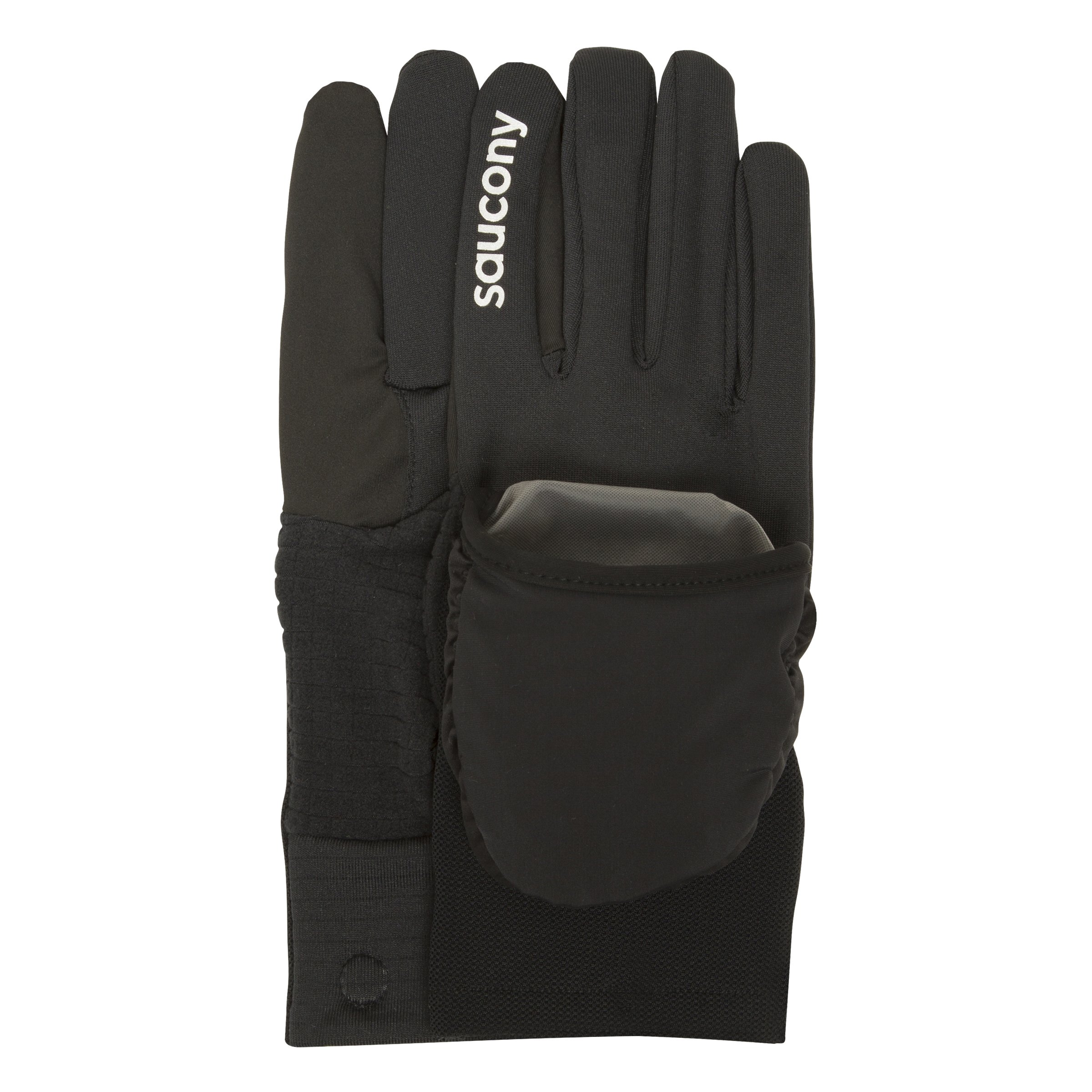 Saucony Ulti-Mitts, Small, Black