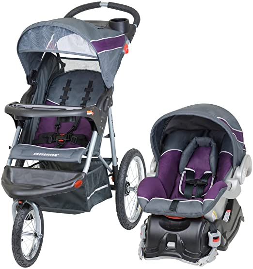 Baby Trend Expedition Jogger Travel System Reviews