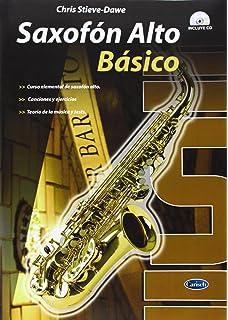 Saxofón Alto Básico (Voggenreiter)