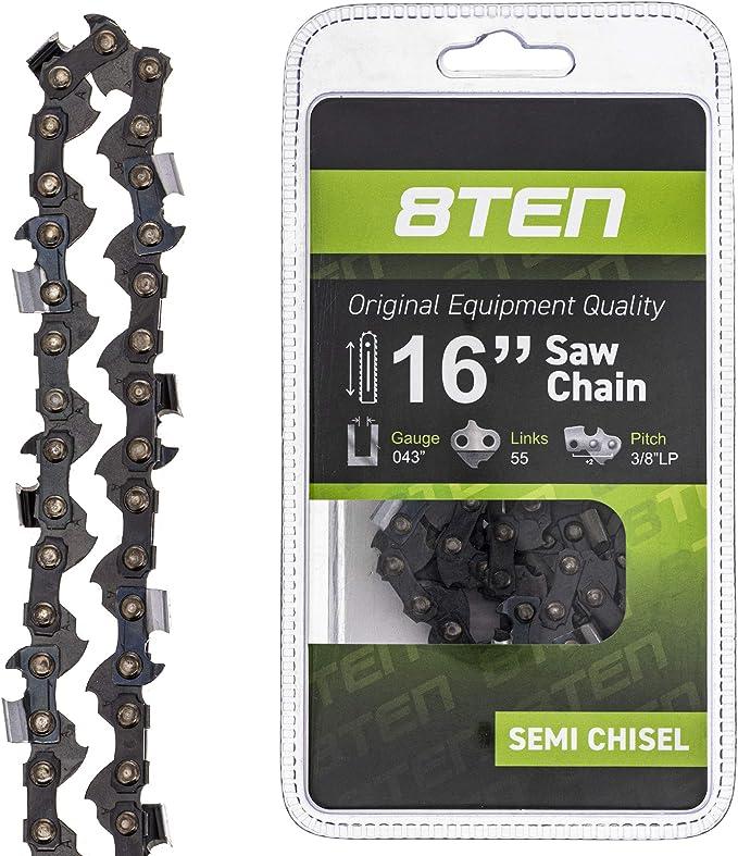 3x Chains Combo 16/'/' Guide Bar For Stihl Chainsaws 009 012 021 E180 MS180  q