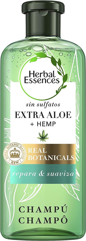 Champú Herbal Essences Bio: Renew sin Sulfatos con Aloe Intenso Y Hemp, en Colaboración con el Royal Botanic Gardens de KEW