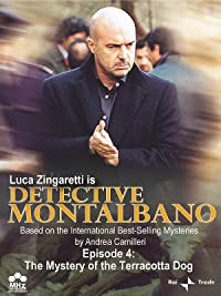 Detective Montalbano: Episode 4 – The Mystery of the Terra Cotta Dog (English Subtitled)