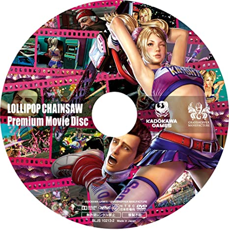 Lollipop chainsaw ps3 review when in doubt, flash your boobs.