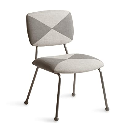 Amazon Com Now House By Jonathan Adler Matteo Upholstered Dining