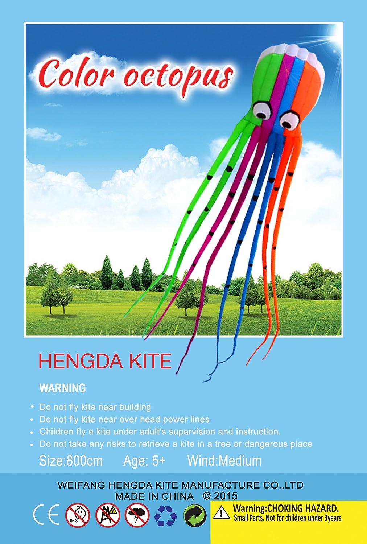 Dyneema Stunt Kite Line with Wrist Straps Pacific Quest 80 150-lb