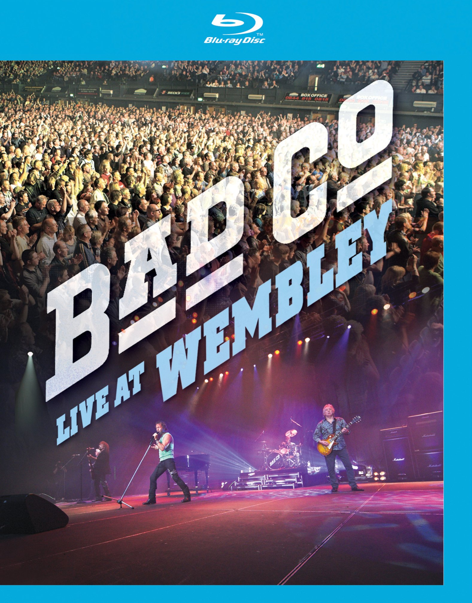 Blu-ray : Bad Company - Live at Wembley