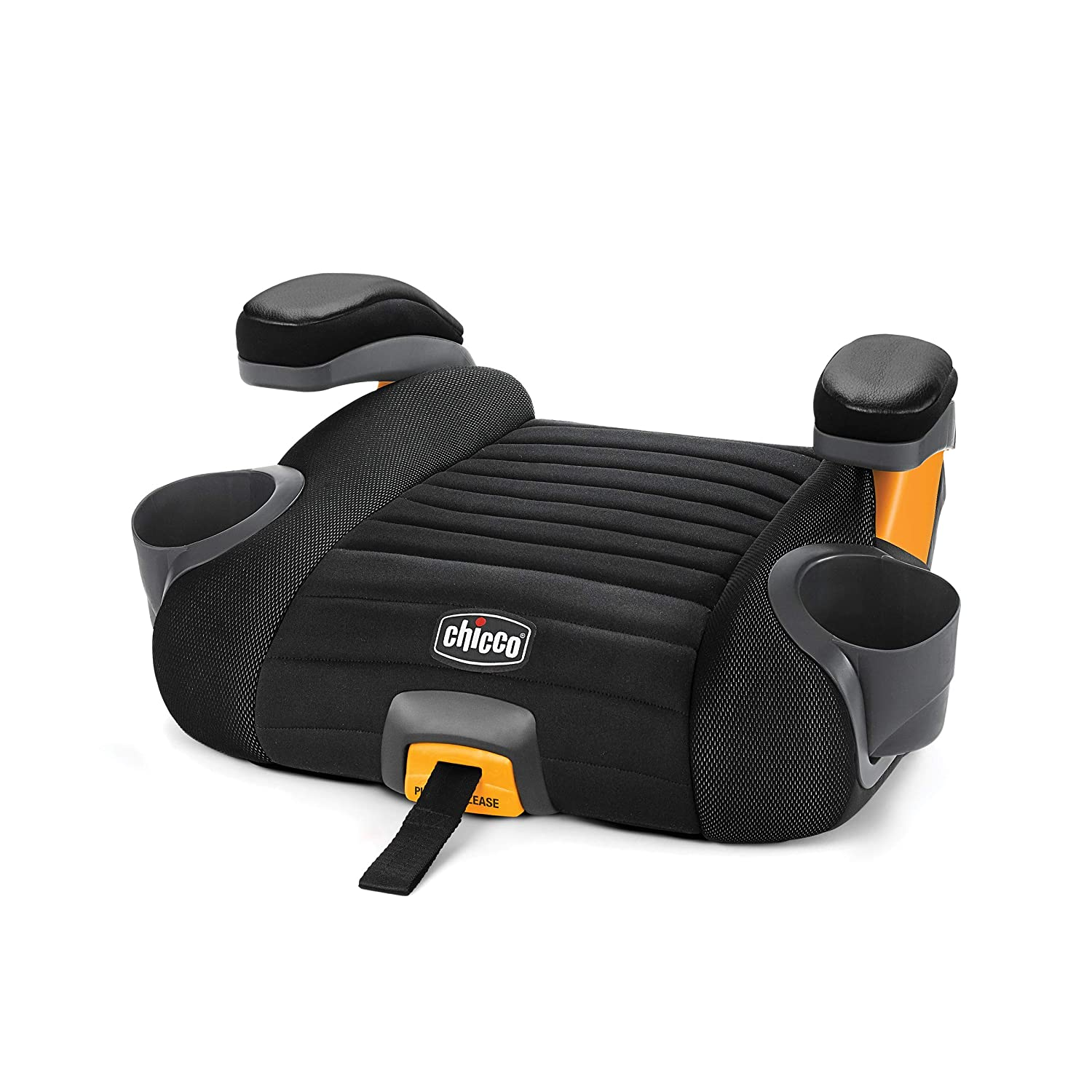 Chicco GoFit Plus Backless Booster Car Seat – Iron