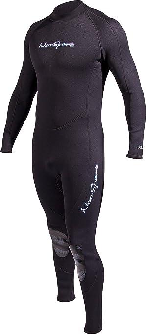 NeoSport Wetsuits Mens Premium Neoprene 5mm Full Suit