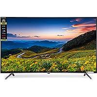 Panasonic 108 cm (43 inches) 4K Ultra HD LED TV TH-43GX500DX (Black) (2019 Model)