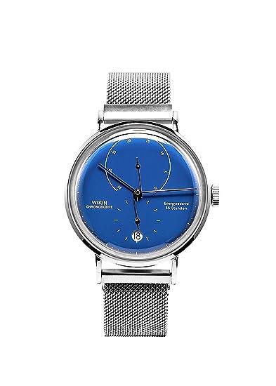 3883a360e969 Reloj de pulsera analógico para hombre de movimiento suizo