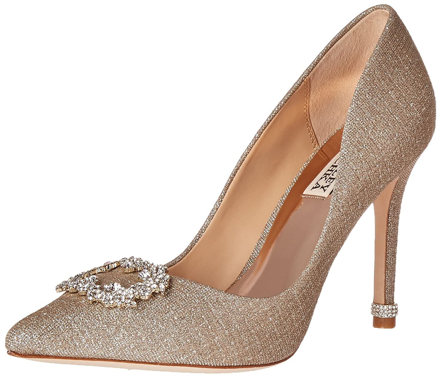Amazon Badgley Mischka Women s Nichole II Dress Pump Shoes