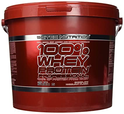 Scitec Nutrition - 100% whey protein professional, 5000g ...