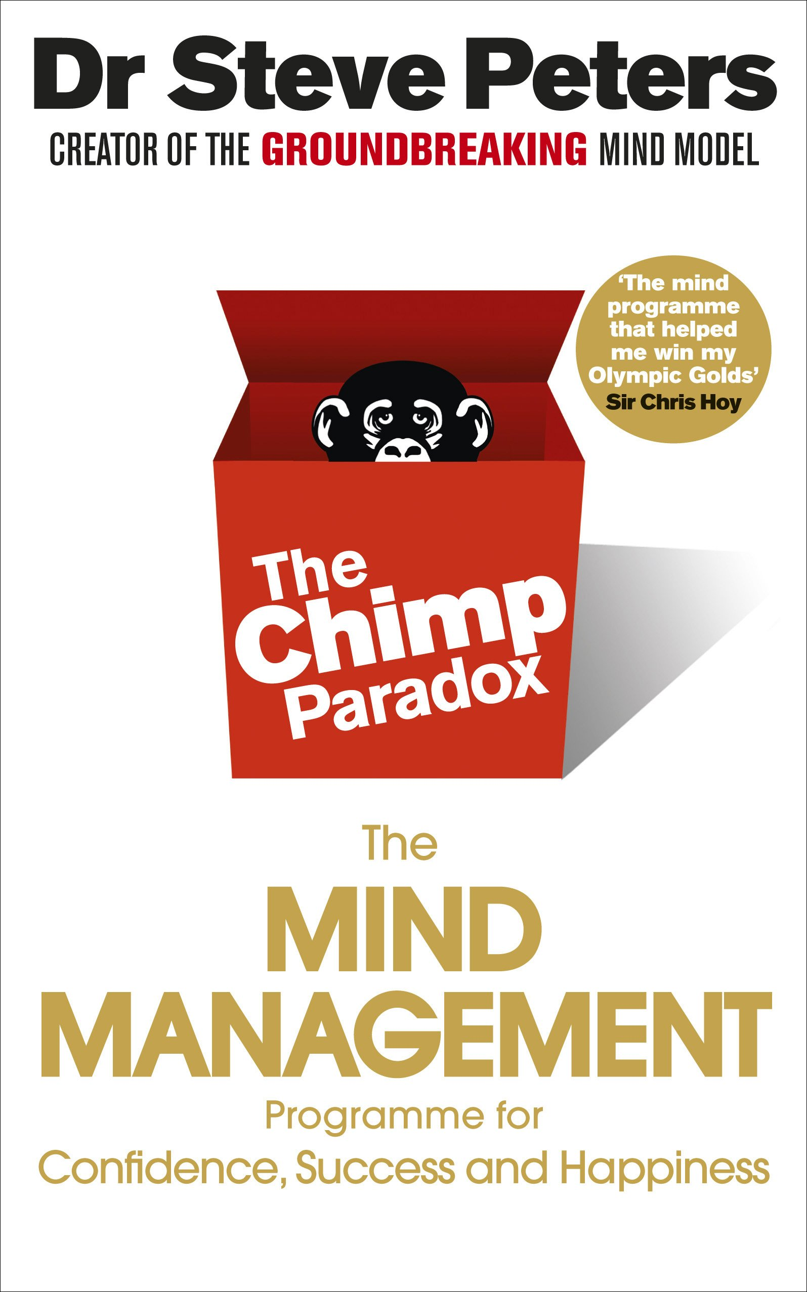 Image result for the chimp paradox