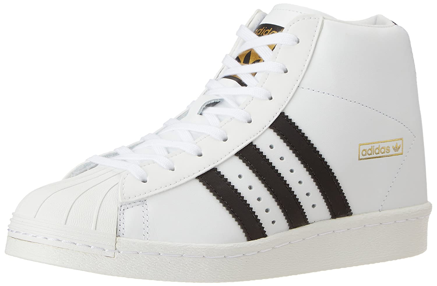 superstar up w cblack/ftwwht/goldmt Flight Club