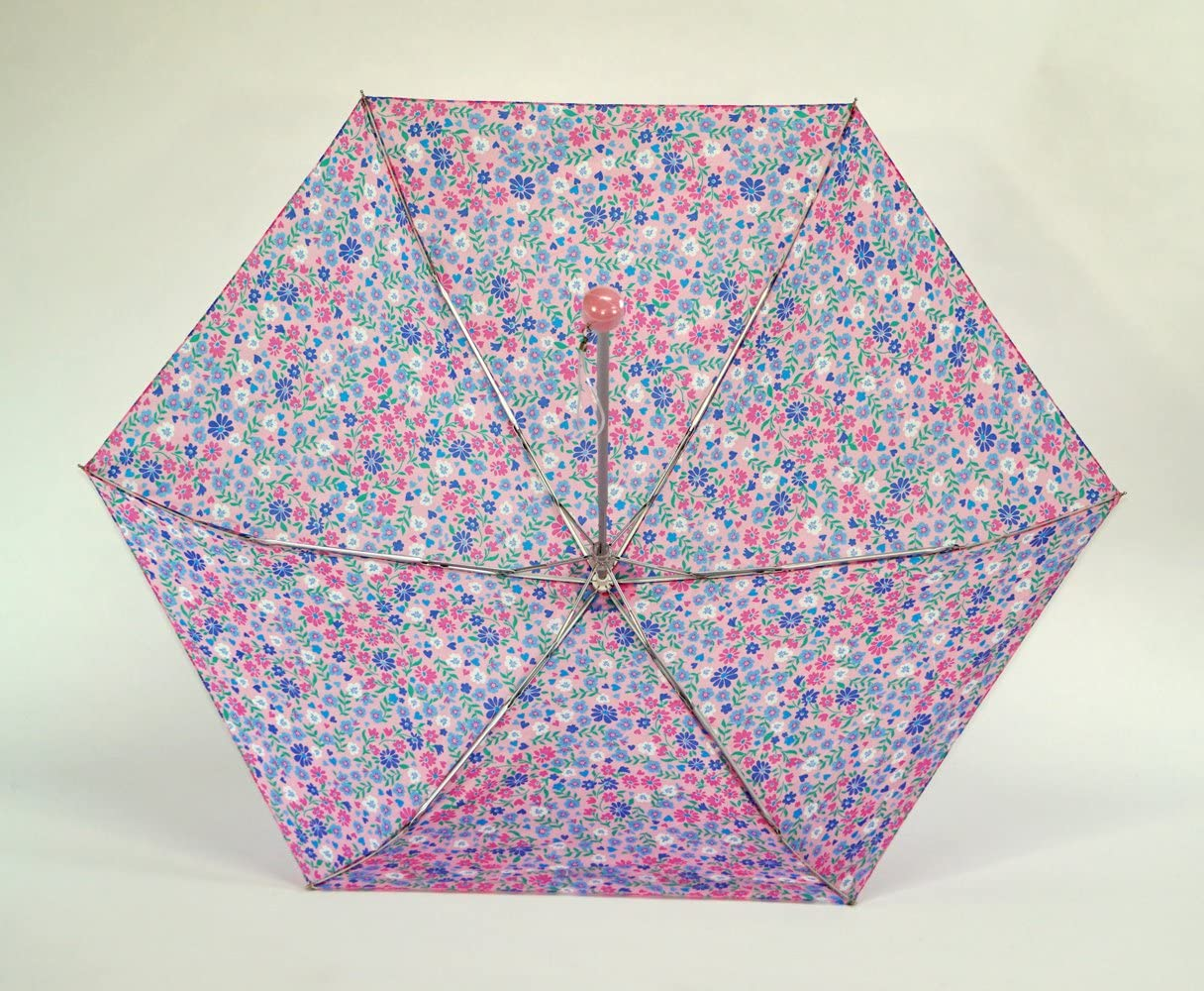 PADDING 2-in-1/Womens Folding Umbrella Master 50/cm Flower Field