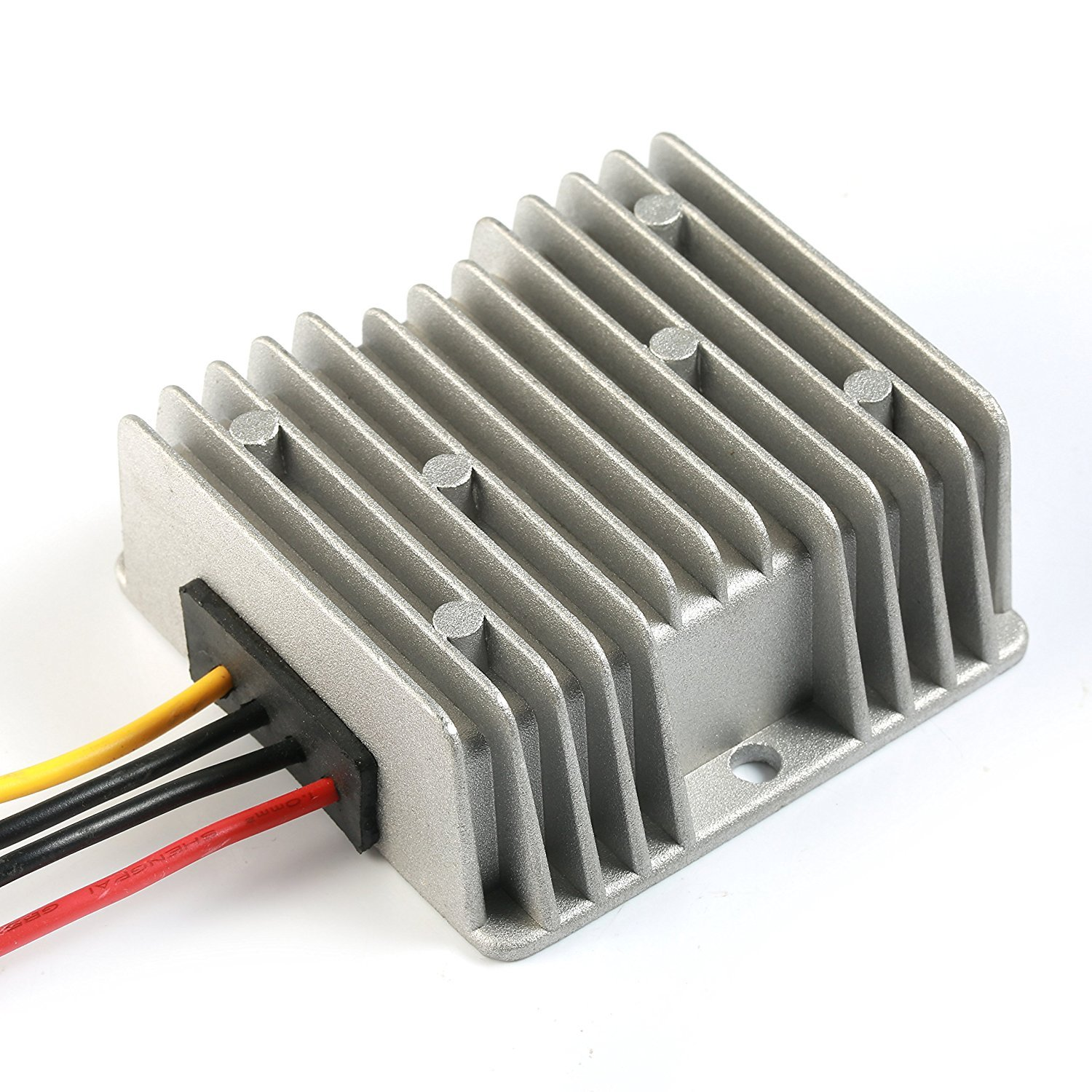 JahyShow US Ship DC to DC 12v Step Up to 24V 3A 72W Waterproof Converter Voltage Regulator Module Transformer by JahyShow (Image #2)
