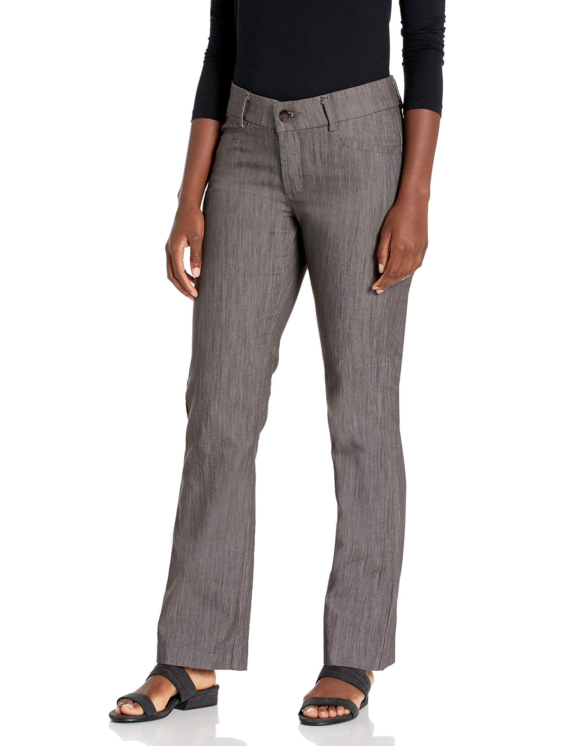 Lee Women's New Midrise No Gap Madelyn Trouser