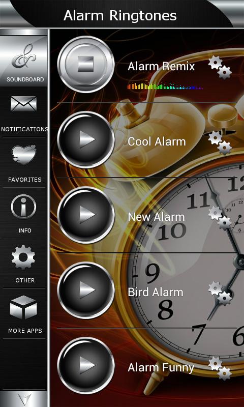 Tonos De Llamada De Alarma: Amazon.es: Appstore para Android