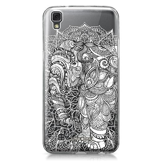 12 opinioni per CASEiLIKE Custodia LG X Power cover, Art Mandala 2300 Disegno Ultra Sottile