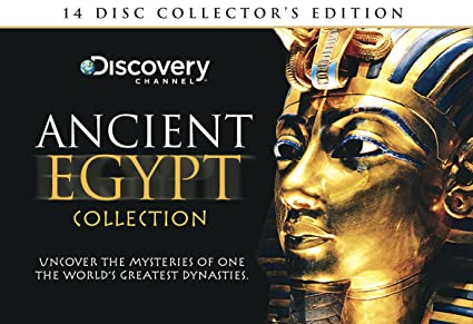 Discovery Channel - Ancient Egypt 14 Disc Collection DVD