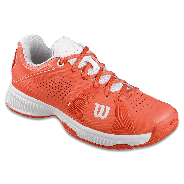 Zapatillas padel Wilson Rush (8): Amazon.es: Deportes y aire ...