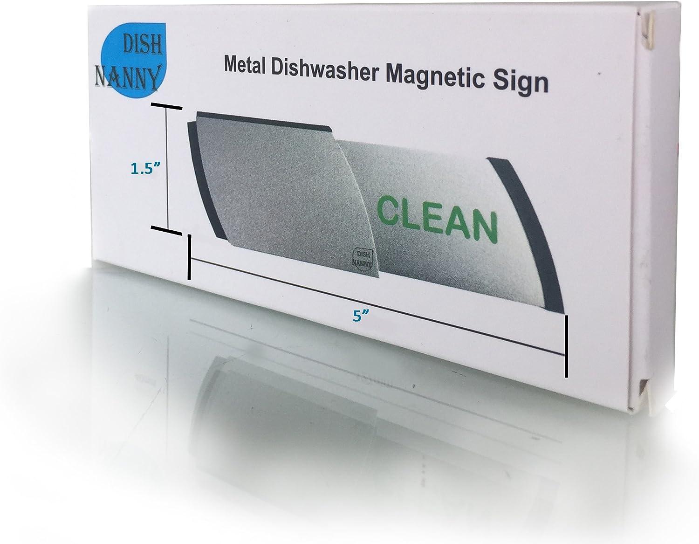 Amazon.com: Imán para lavaplatos, indicador contemporáneo de ...