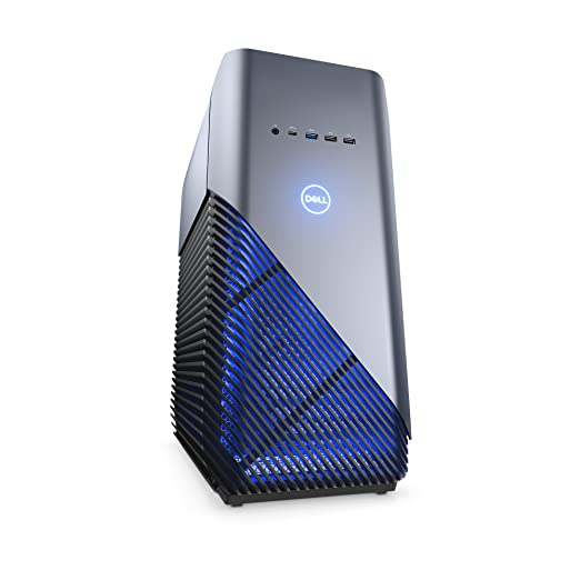 Amazon.com: Dell Inspiron Gaming Desktop 5680 w/ Intel Core i7-8700 - i5675-7813BLU-PUS: Computers & Accessories