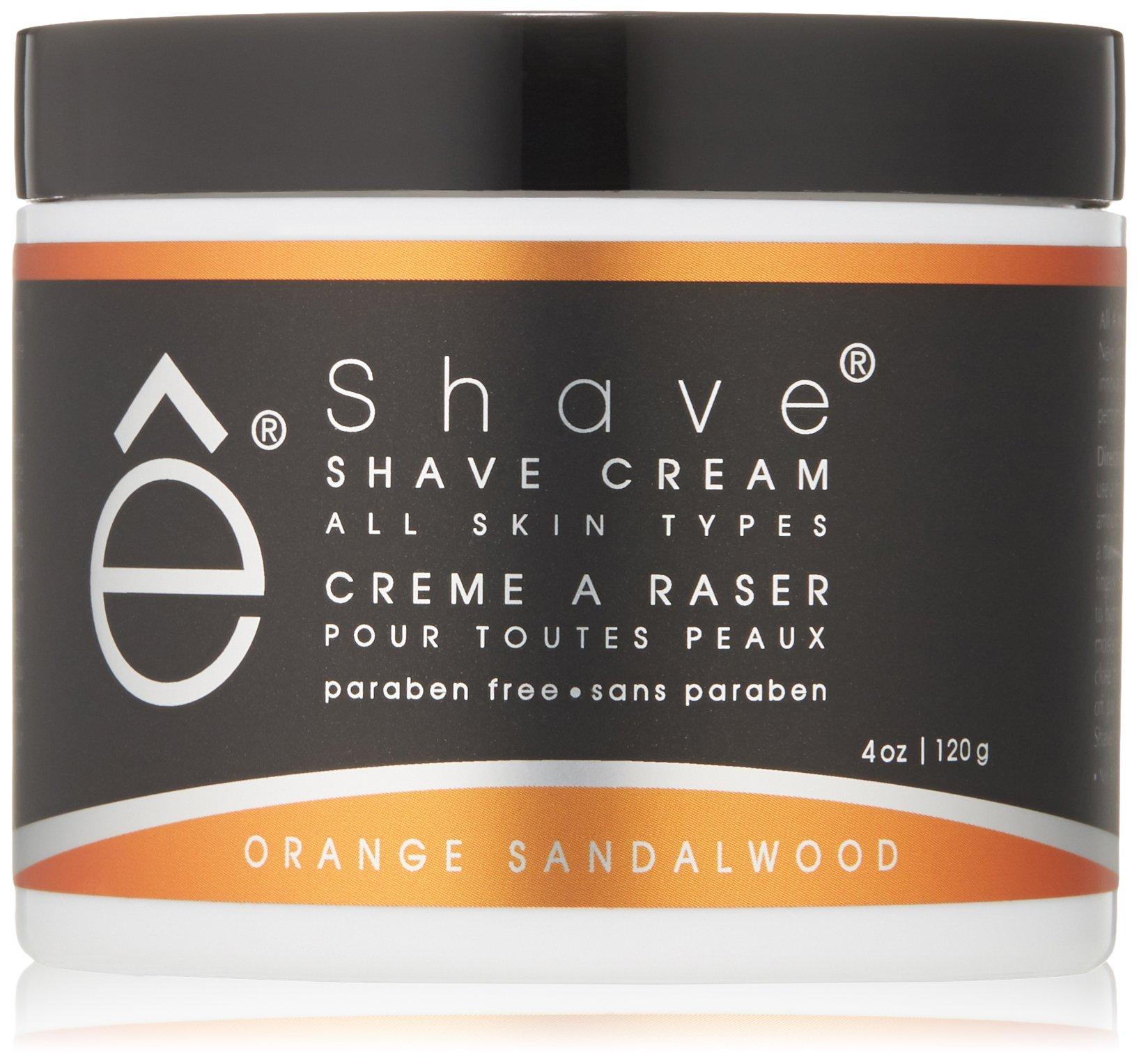 eShave Shave Cream, 4 oz.