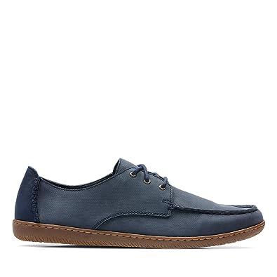 b4576bfb75202e Clarks Saltash Lace, Derbys Homme: Amazon.fr: Chaussures et Sacs