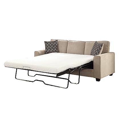 Marvelous Amazon Com Acme Furniture 52299 Catherine Loveseat Sleeper Lamtechconsult Wood Chair Design Ideas Lamtechconsultcom